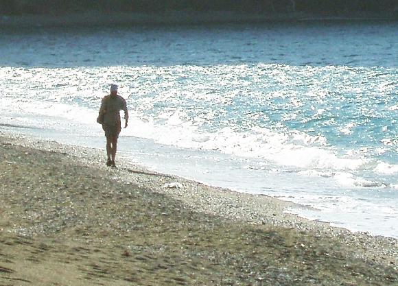 Strandwanderer klein